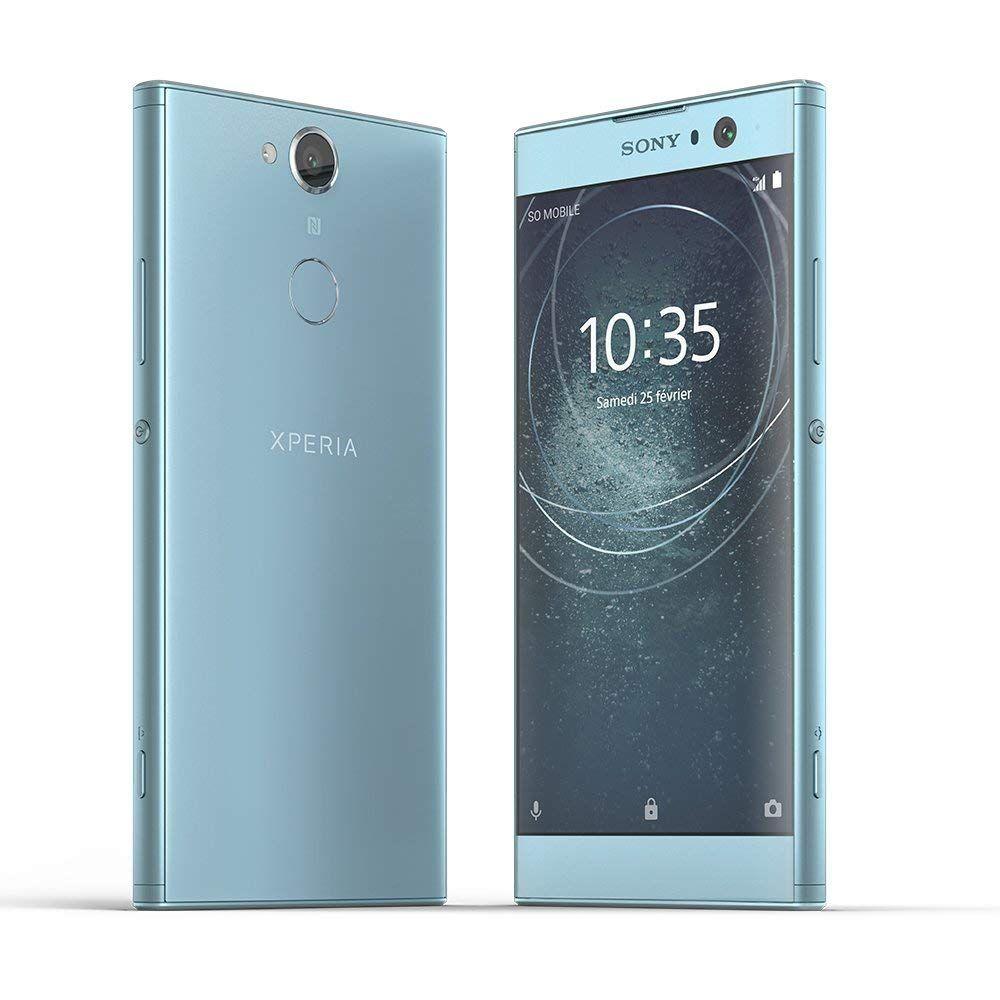 Sony Xperia Xa2 Smartphone Debloque 4g Ecran 5 2 Pouces 32 Go Double Nano Sim Android Bleu Smartphone Android Ecran