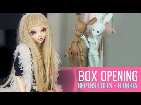 Hello Youtube friends :) I hope you will enjoy this new box opening video of my two Giorria girls by Depths Dolls! If you like these dolls, give Tama some su...