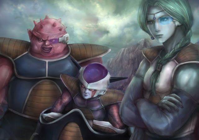 Los Mejores Fan Arts De Dragon Ball (Increibles)