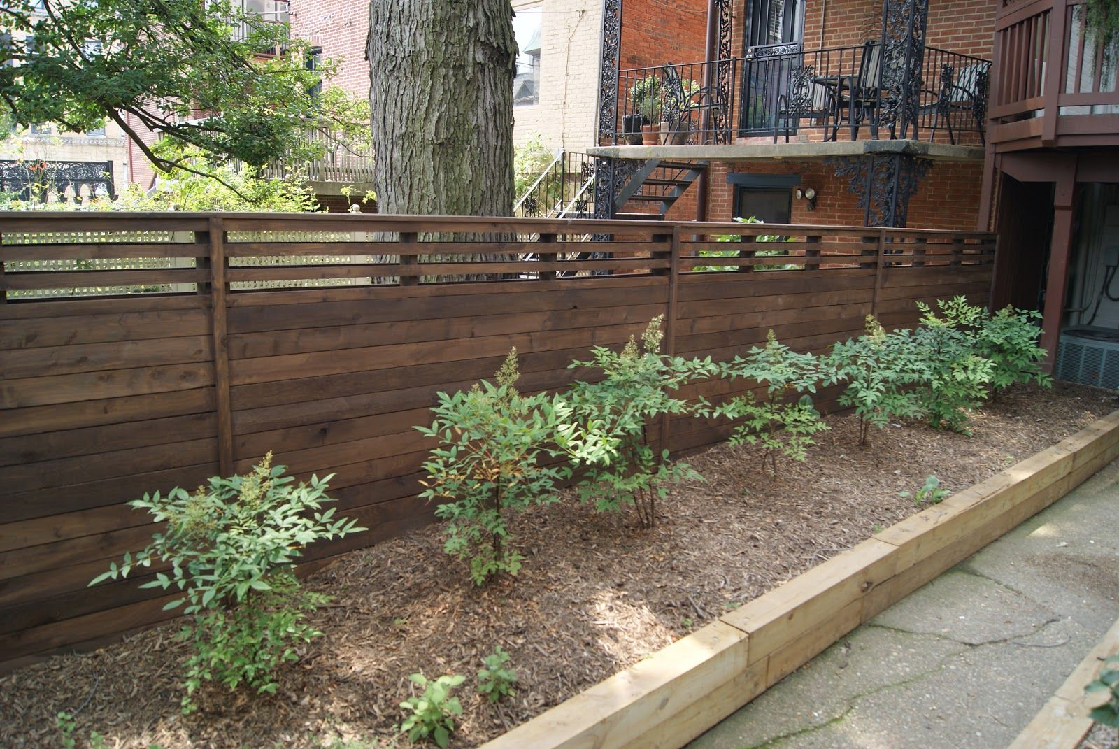 how to build a wood fence on concrete google search fences