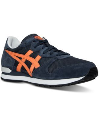 9dcc7de01053 ASICS Asics Onitsuka Tiger Men S Alvarado Casual Sneakers From Finish Line.   asics  shoes   finish line athletic shoes