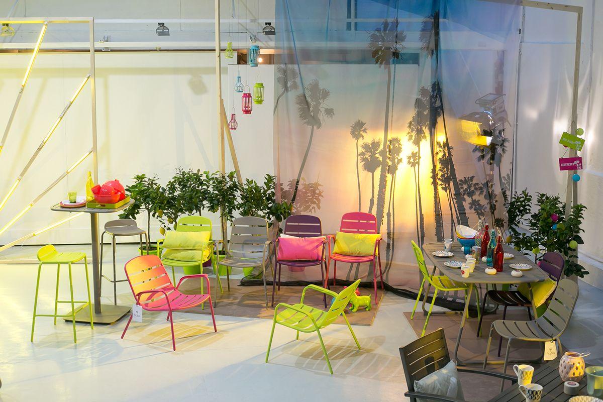 Gamme Hyba Acier 151 Labo Design Pinterest # Table De Jardin Hyba