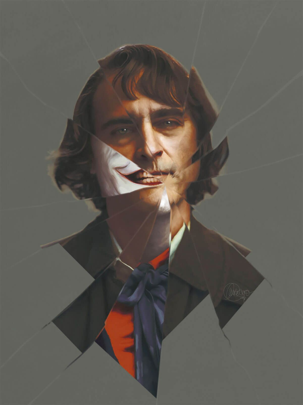Joker Art Collection to Put a Smile on Your Face
