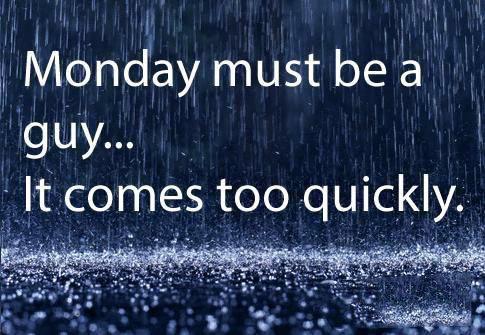 #MondayHumour