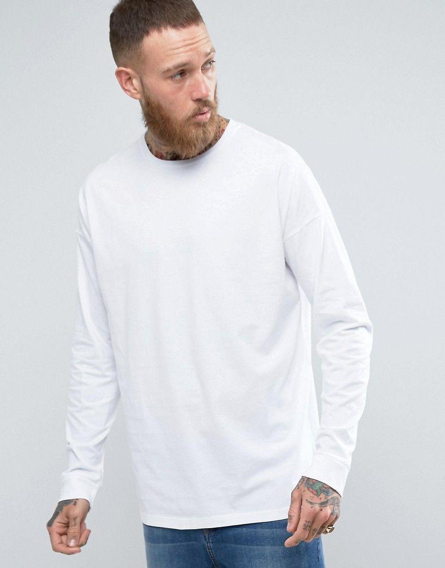 Jack Jones Camiseta de Manga Larga T-Shirt Longsleeve Shirt Top Streetwear