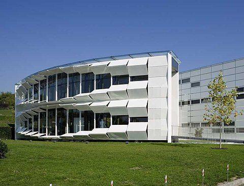 fachada dinámica | giselbrecht + partner  | TOTONKO
