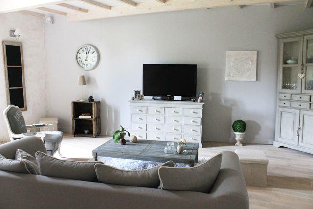 Salon de Vanessa - Blog Maisons du Monde | DECO salon | Pinterest ...