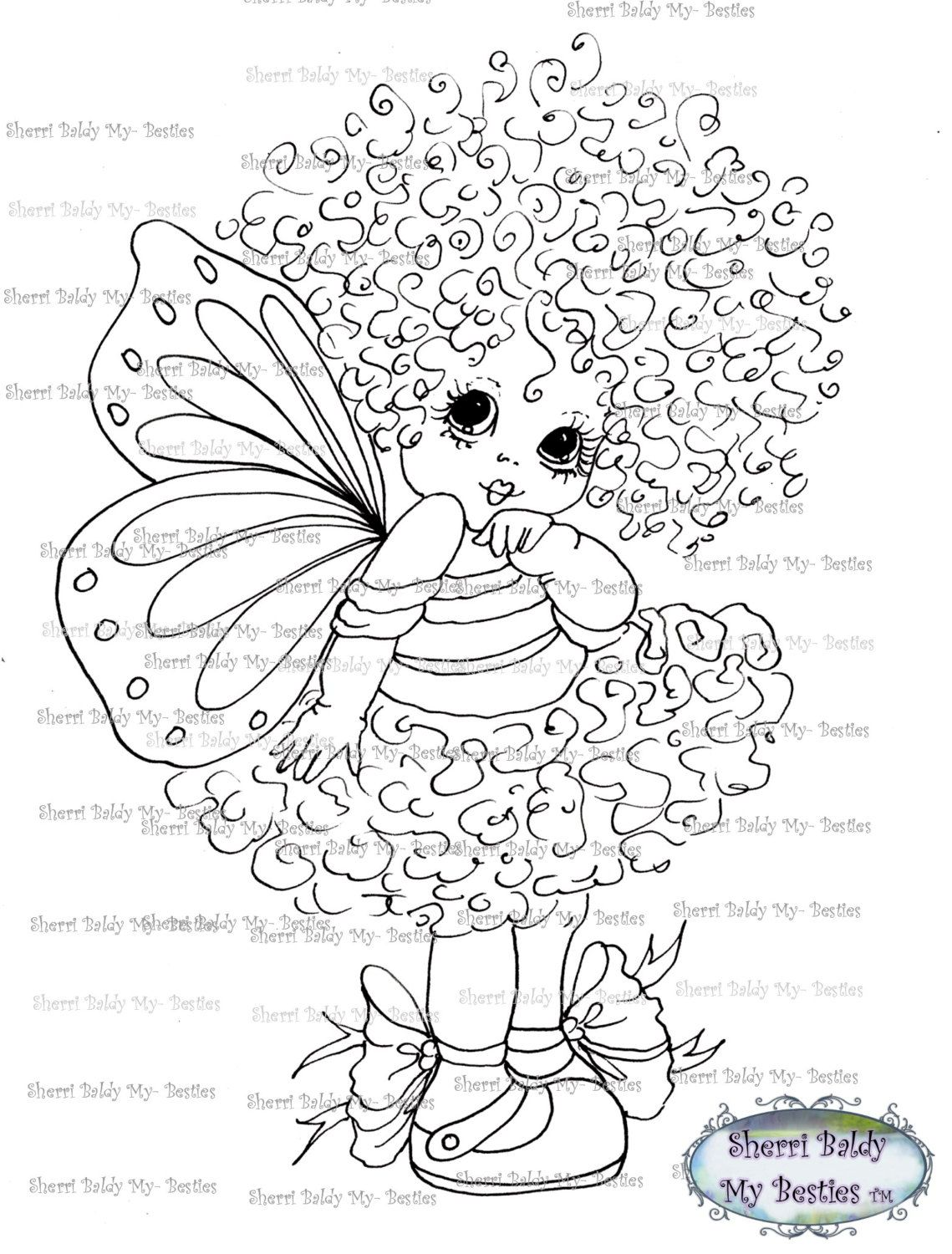Coloring Pages Eyes Coloring Page