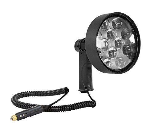 10 Million Candlepower Led Spotlight 36 Watt Pistol Grip 1600 Foot Beam 2000 Lumens Find Out More About The Great Product At The Led Spotlight Beams Led