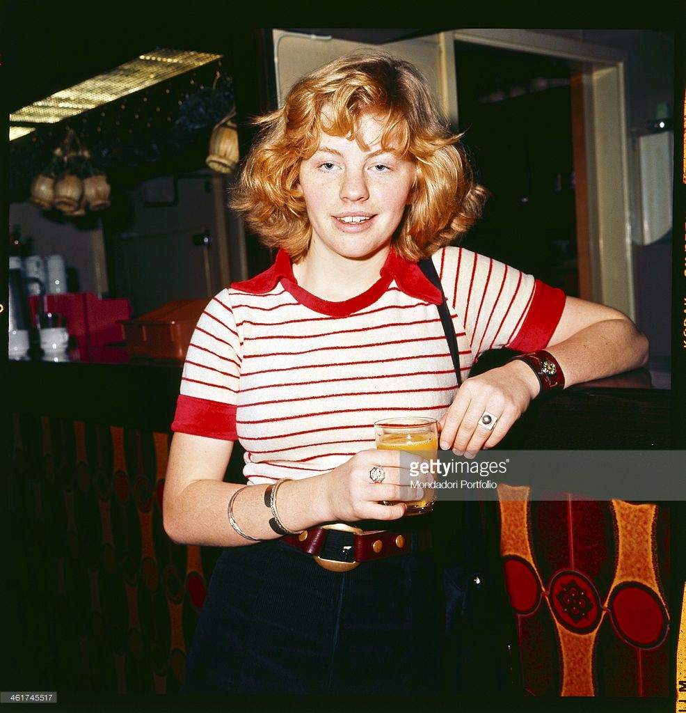 Swedish Actress Inger Nilsson Performer Of Pippi