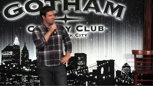 Online dating comedy show
