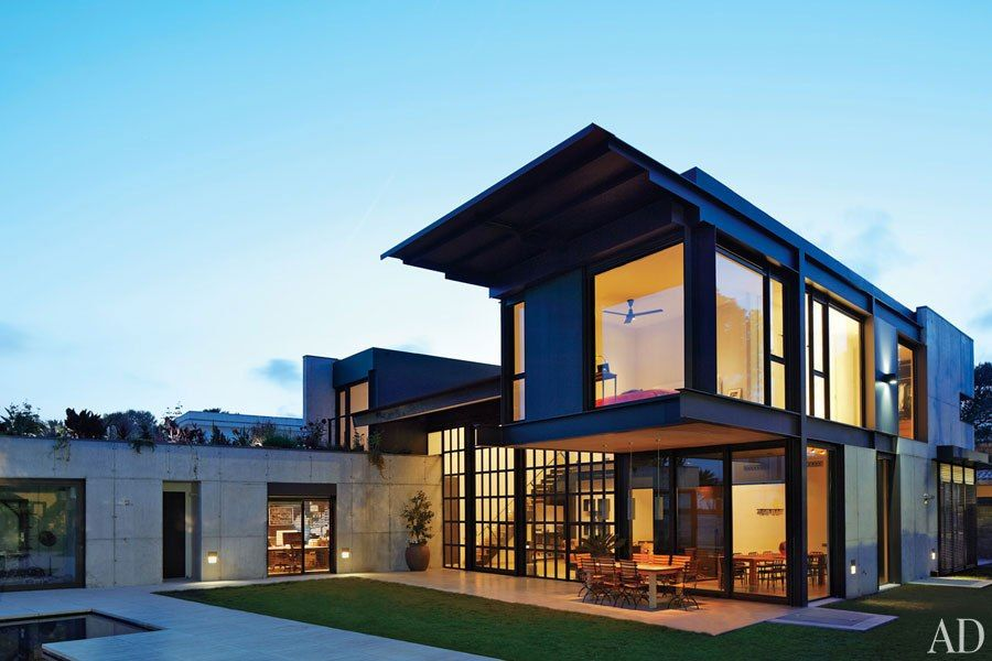 A Minimalist Home/Studio By Tom Kundig : Interiors + Inspiration :  Architectural Digest