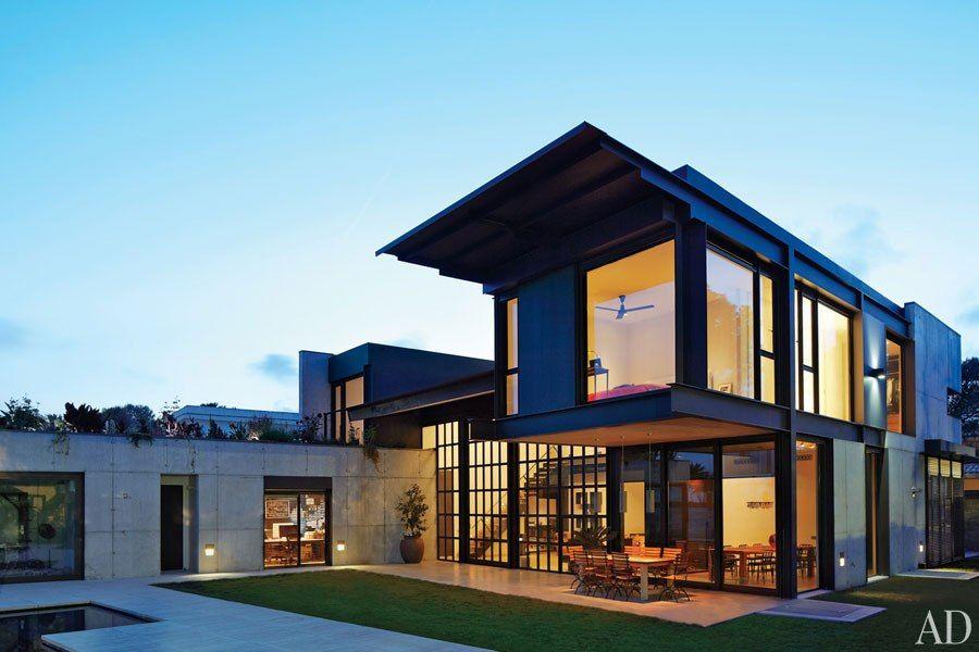 A Minimalist Home/Studio by Tom Kundig : Architectural Digest