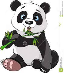 Resultado De Imagen Para Imagenes Panda Con Bambu Risunki Pandy Milyj Multfilm Panda
