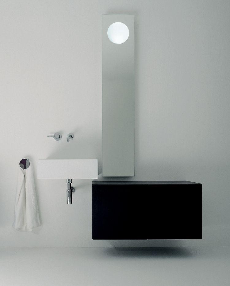 Badezimmer Spiegel mit Beleuchtung in 50 tollen Bildern Dekoration - spiegel badezimmer mit beleuchtung