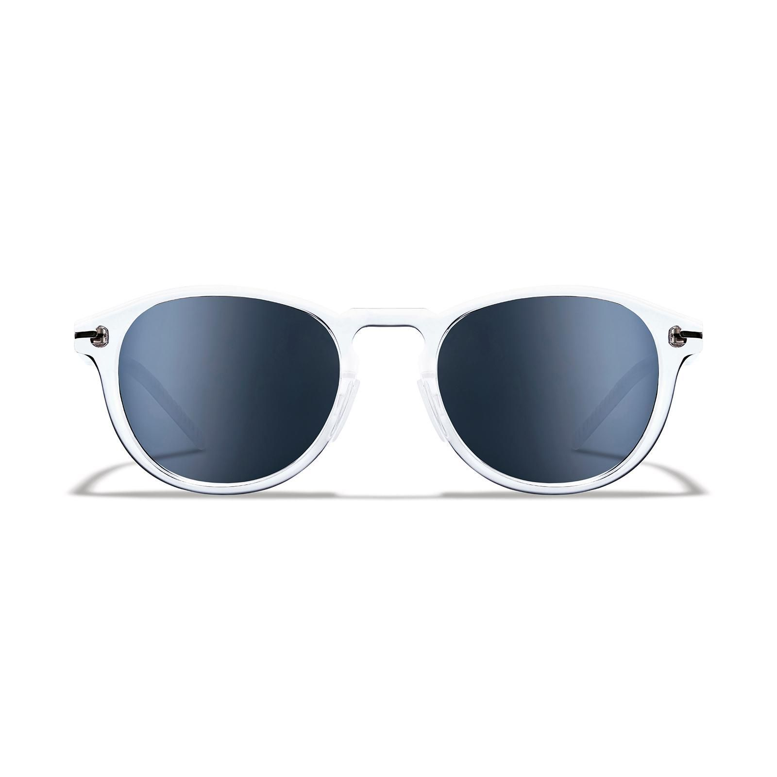 27d20360d358 Clear Frame - Black Mirror Lens Black Mirror, Mirrored Sunglasses, Lens,  Black Vanity