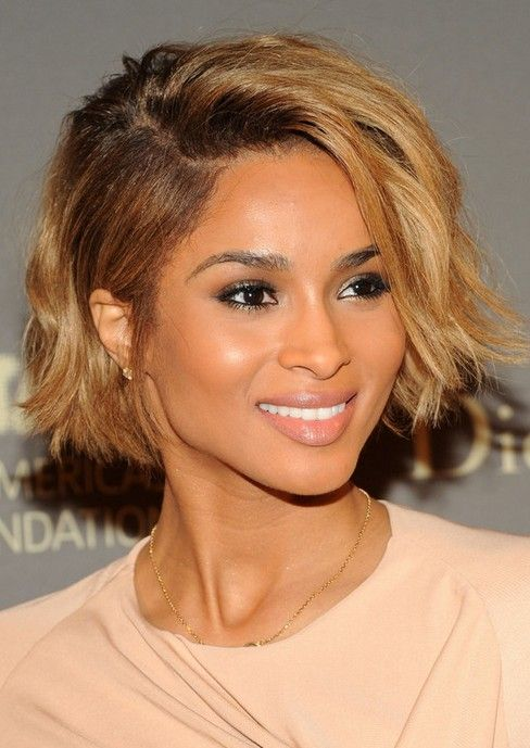 22 Ciara Hairstyles Ciara Hair Pictures Pretty Designs Celebrity Short Hair Short Hair Styles African American Short Hair Styles