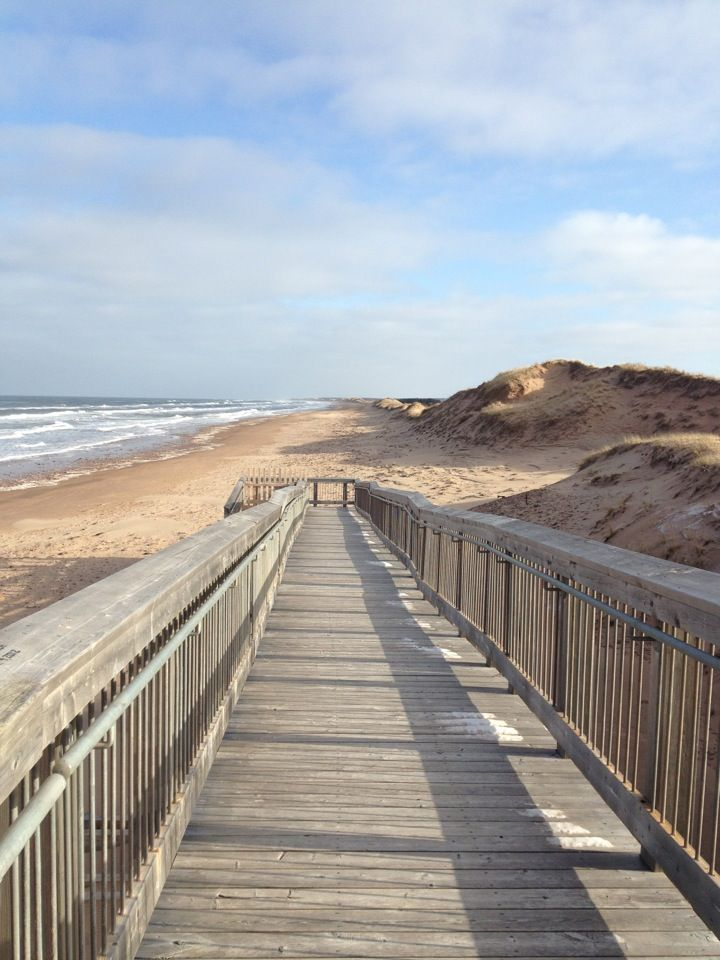 Suggested By Geoff Read And Parks Canada Pei Jeux Aca Juin 2017 Brackley Beach