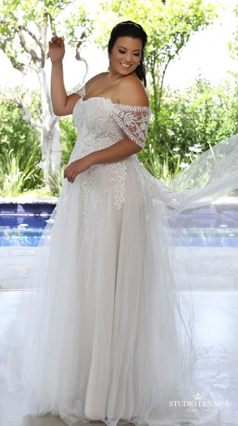 Plus Sized Wedding Dresses Full Figured Tea Length Plussizedweddingdressesbackless Wedding Dresses Wedding Dresses Plus Size Plus Size Wedding Gowns [ 1368 x 765 Pixel ]