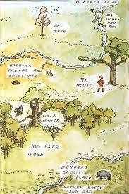Image result for sign for eeyore's gloomy place