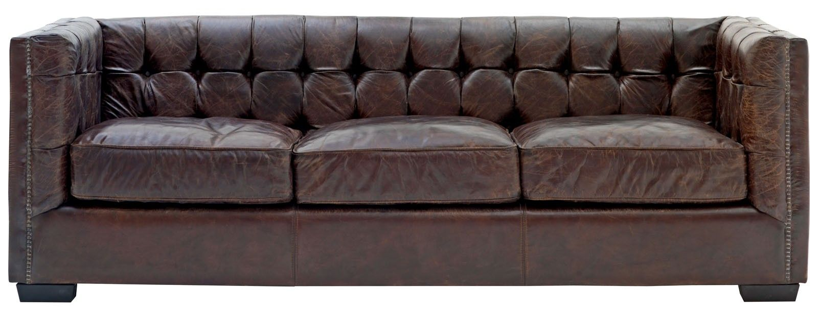Chesterfield Sofa Armstrong Sofa Leather