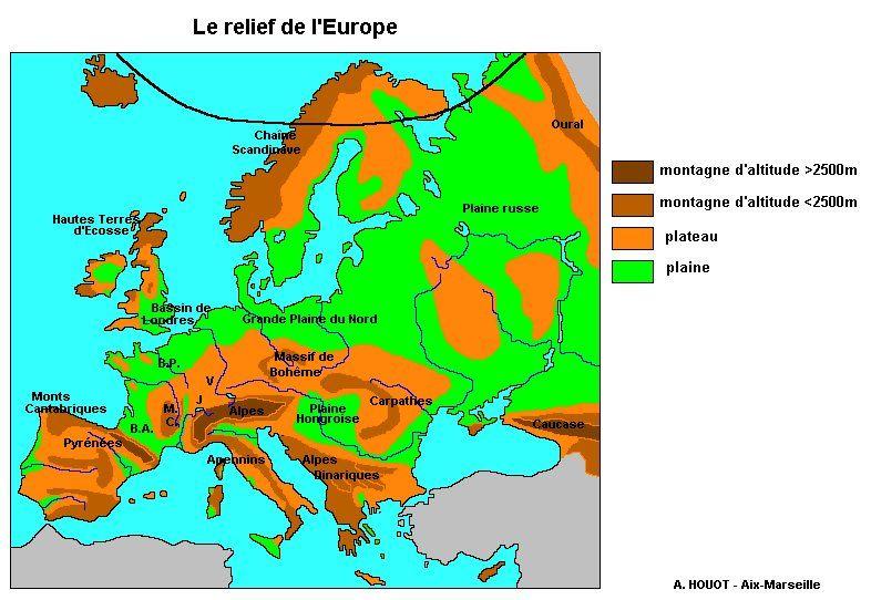 Le Relief De L Europe Bart Simpson Fictional Characters Character