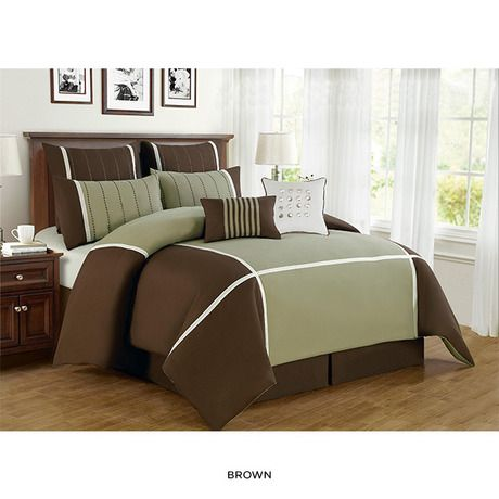 8-Piece Set: Royalton Comforter Collection