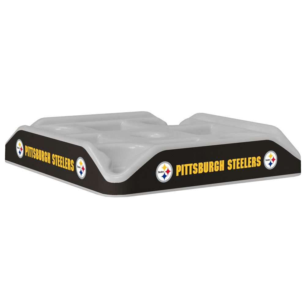 Pittsburgh Steelers Canopy Tent Pole Caddy Drink u0026 Condiment Tray  sc 1 st  Pinterest & Pittsburgh Steelers Canopy Tent Pole Caddy Drink u0026 Condiment Tray ...