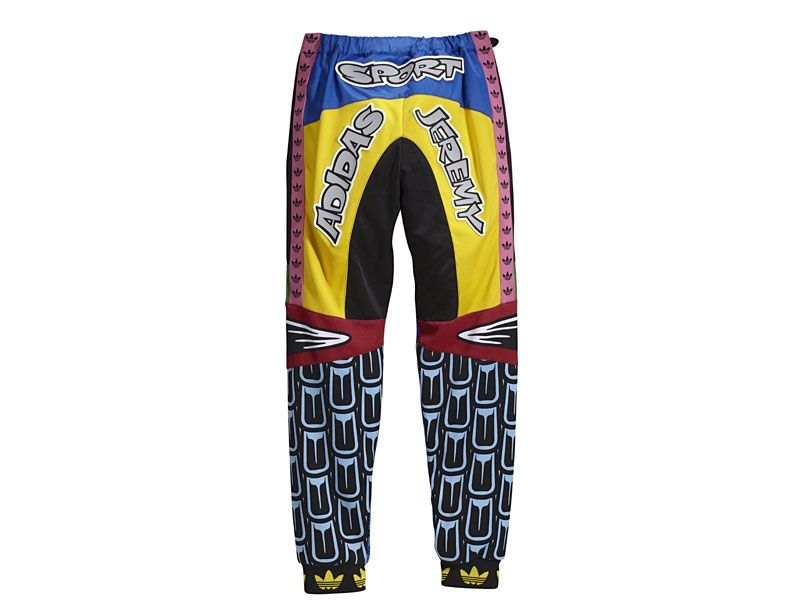 pretty nice 484ae 2a6d3 adidas Originals by Jeremy Scott ObyO JS Eagle Moto Pants ...