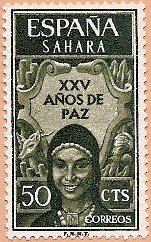 Sáhara Español, XXV Años de Paz - Portal Fuenterrebollo