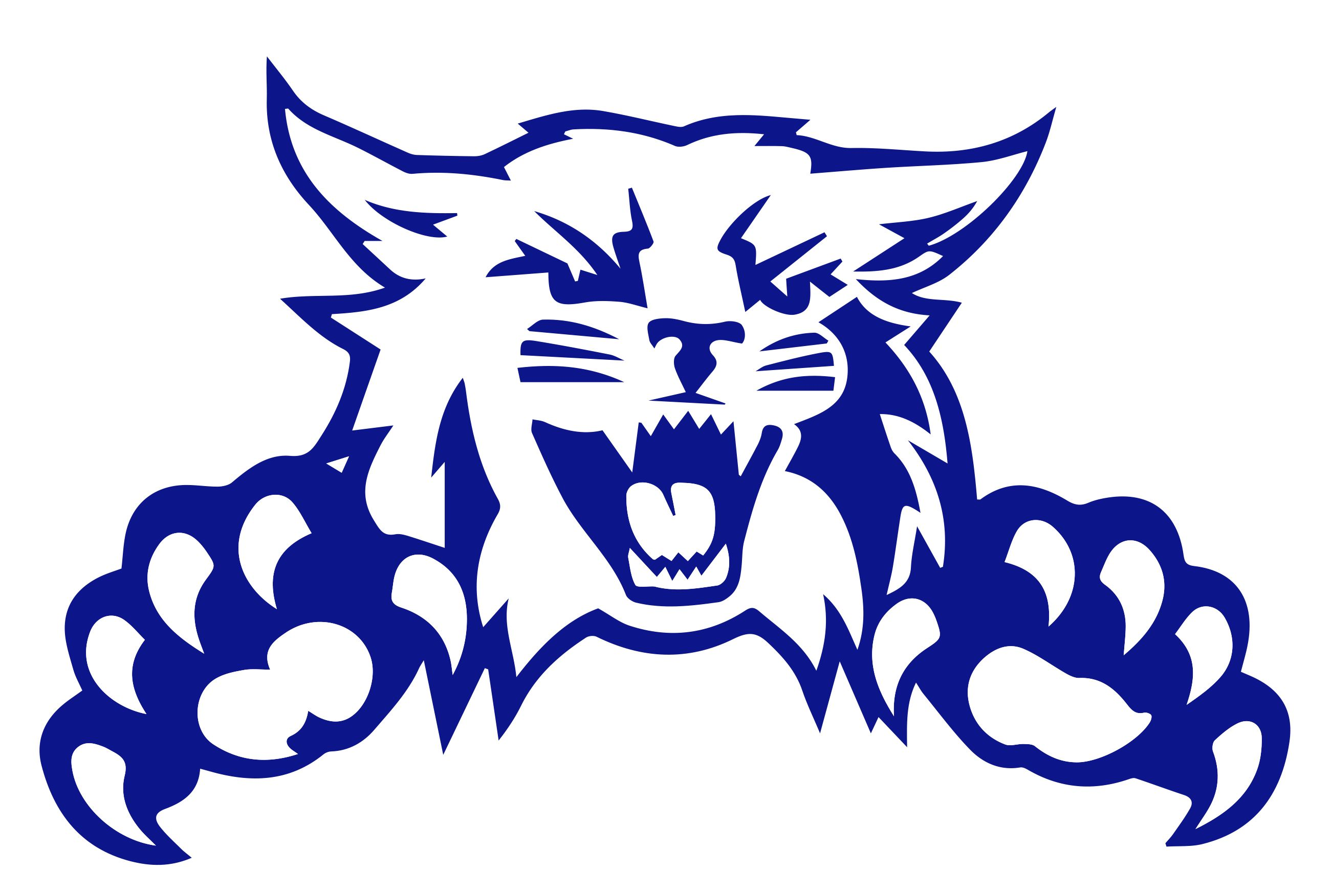 Weber State University Wildcat Hockey Logo