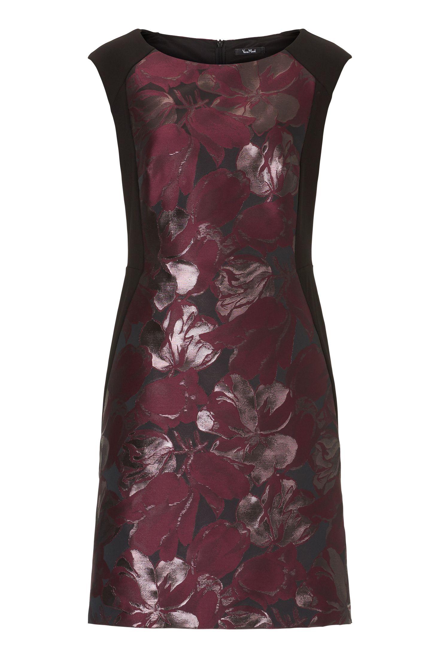 2537c22064c006 Etuikleid Blüten | Mode für Brautmütter | Etuikleid, Kleider, Mode ...