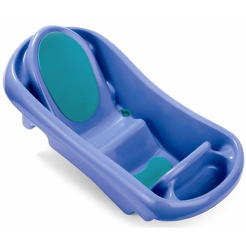 The First Years Sure Comfort Deluxe Newborn-to-Toddler Tub with ...