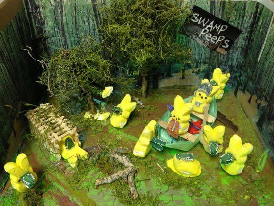 Swamp People in Peeps!