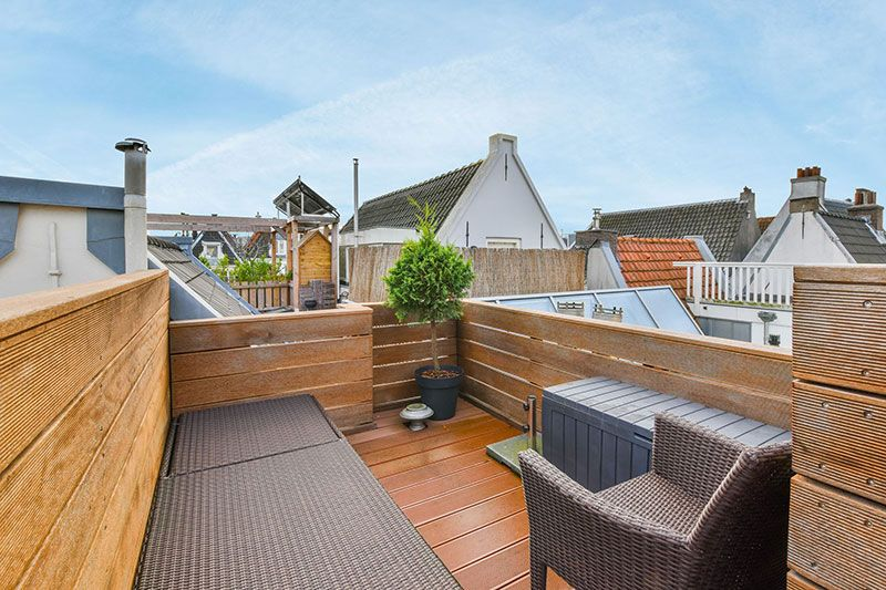 〚 Panoramic windows and rooftop terrace: apartment overlooking the canal in Amsterdam 〛 ◾ Photos ◾ Ideas ◾ Design