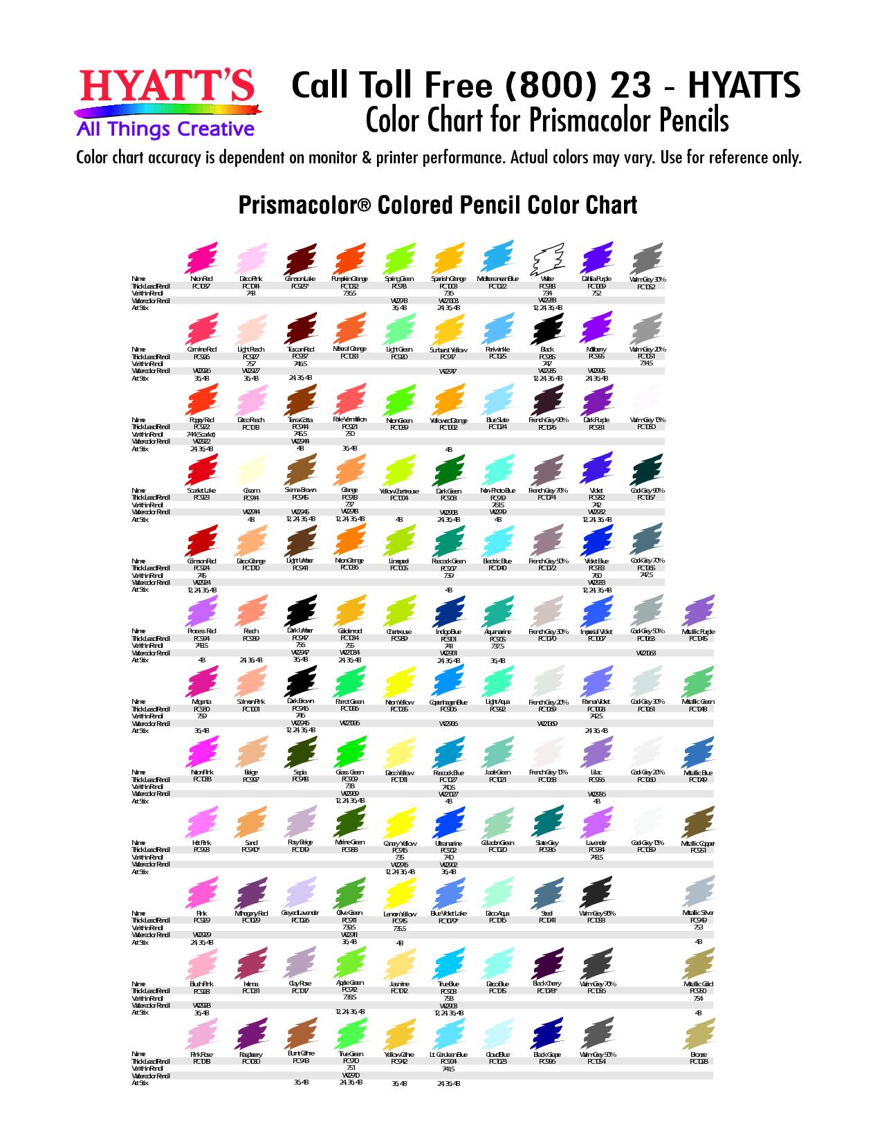 Prismacolor pencils colors by families prismacolor pencils color prismacolor pencils colors by families prismacolor pencils color chart nvjuhfo Choice Image