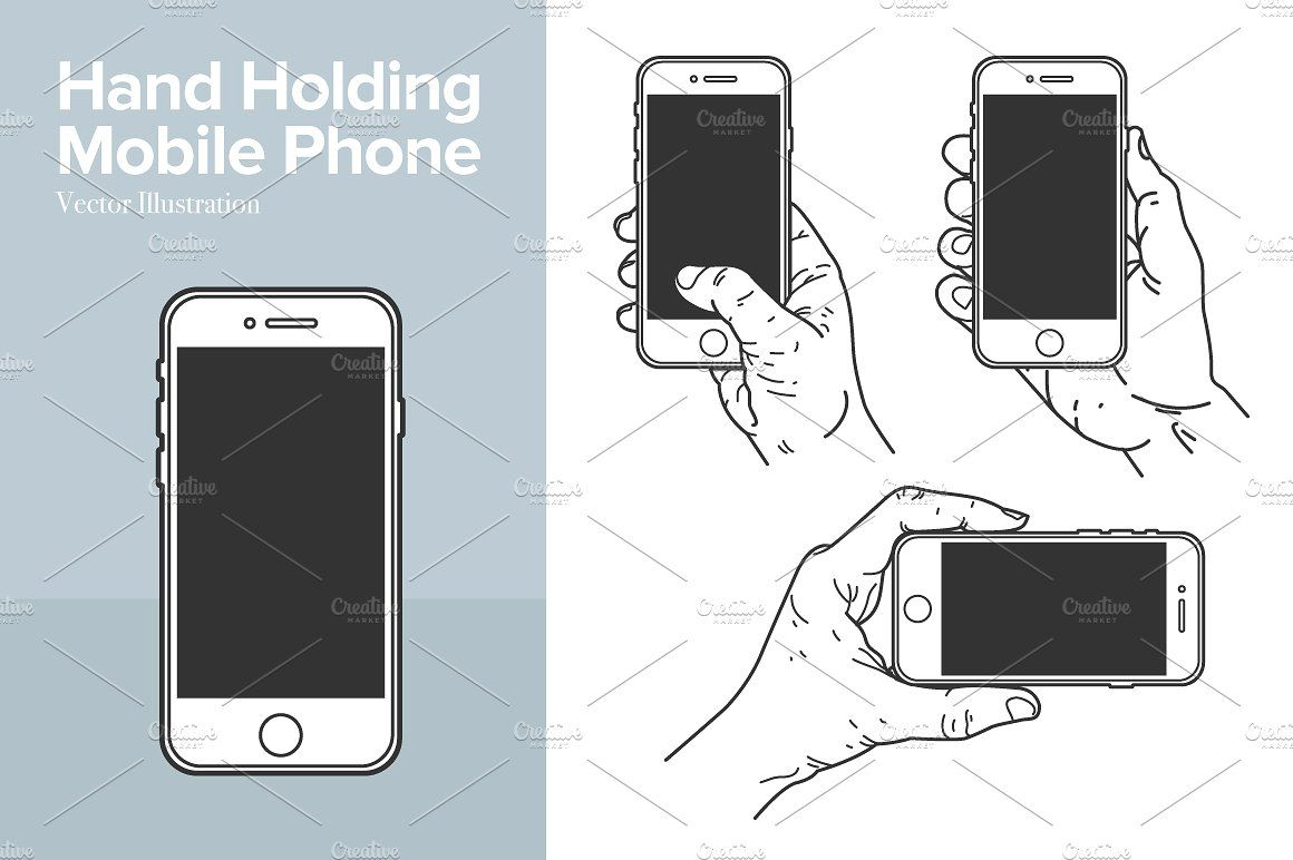 Hand Holding Mobile Phone Phone Mobile Phone Best Mobile Phone