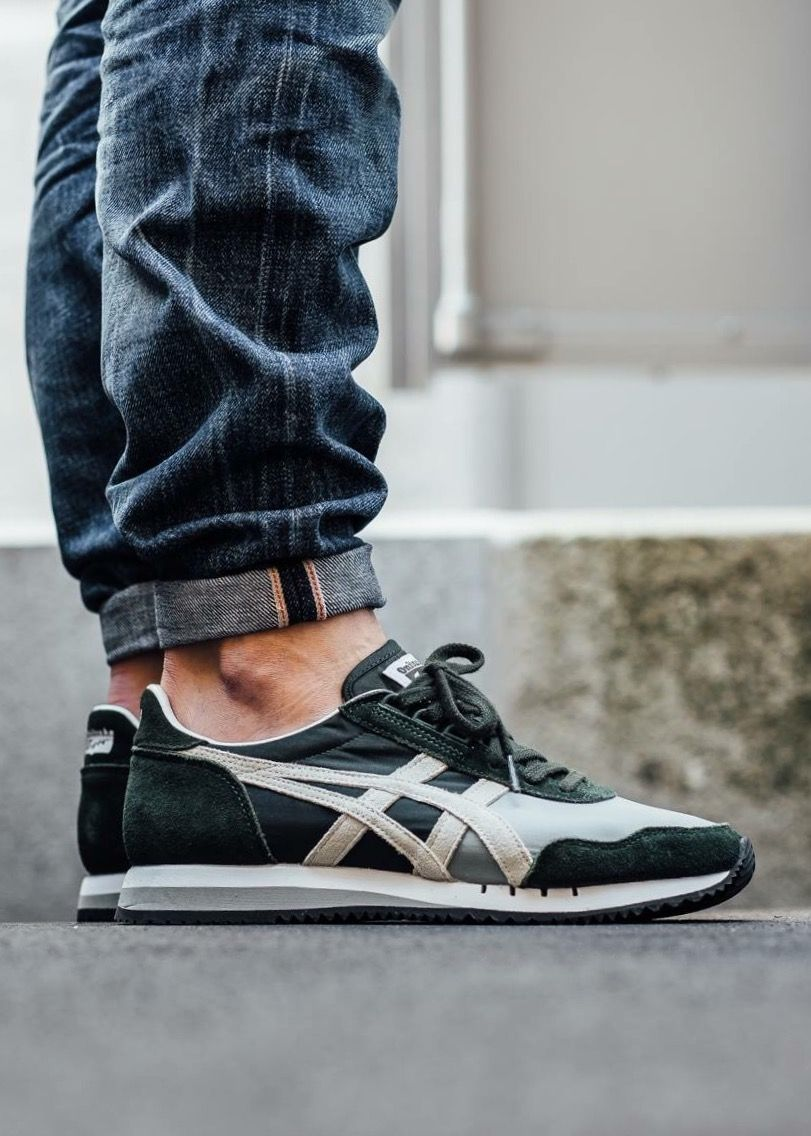 promo code ae558 1be04 Onitsuka Tiger Dualio … | Shoes | Sneaker boutique, Sneakers ...