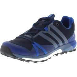 Photo of adidas Cm7611 Agravic Gtx Blue Black Mens Walking Shoes – Blue adidas