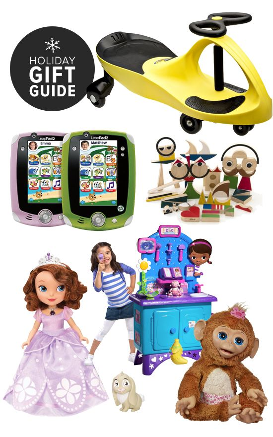 The Best Gifts For 3 Year Olds