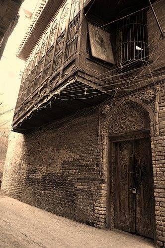 بيوت تراثية قديمة بغدادية Baghdad Iraq Baghdad Ancient Cities
