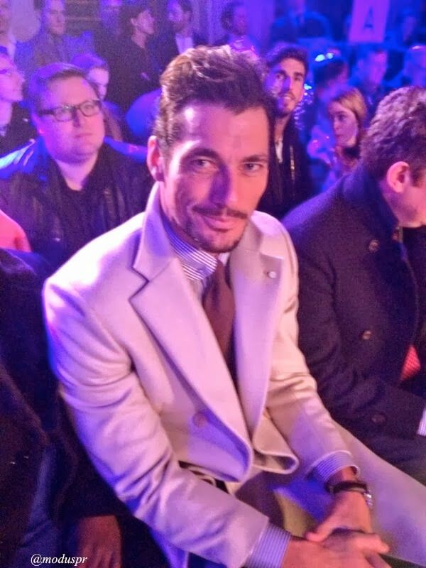 London Collections: Men A/W 2014 (Day II) ~ David James Gandy