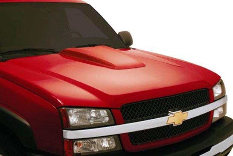 Lund Chevrolet Silverado 1999 2014 Hood Scoop Induction Cowl Chevrolet Silverado Car Wrap Silverado
