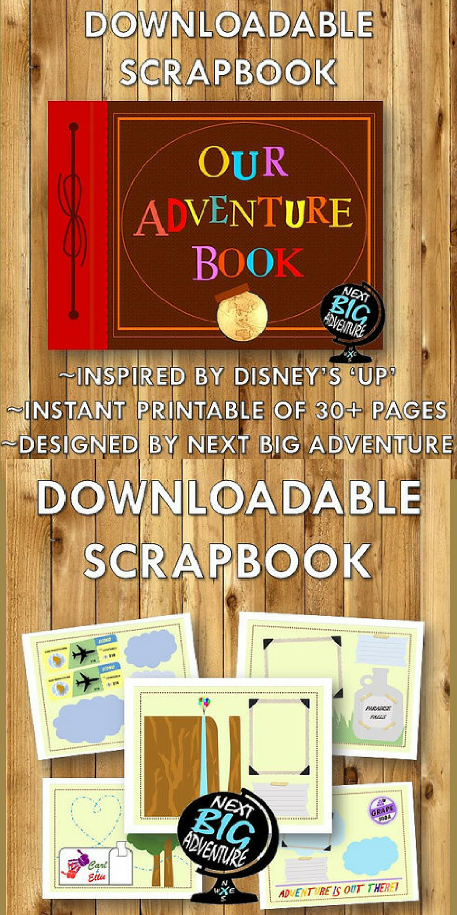 graphic regarding Our Adventure Book Printable titled UP encouraged printable sbook. Best reward principle. Our