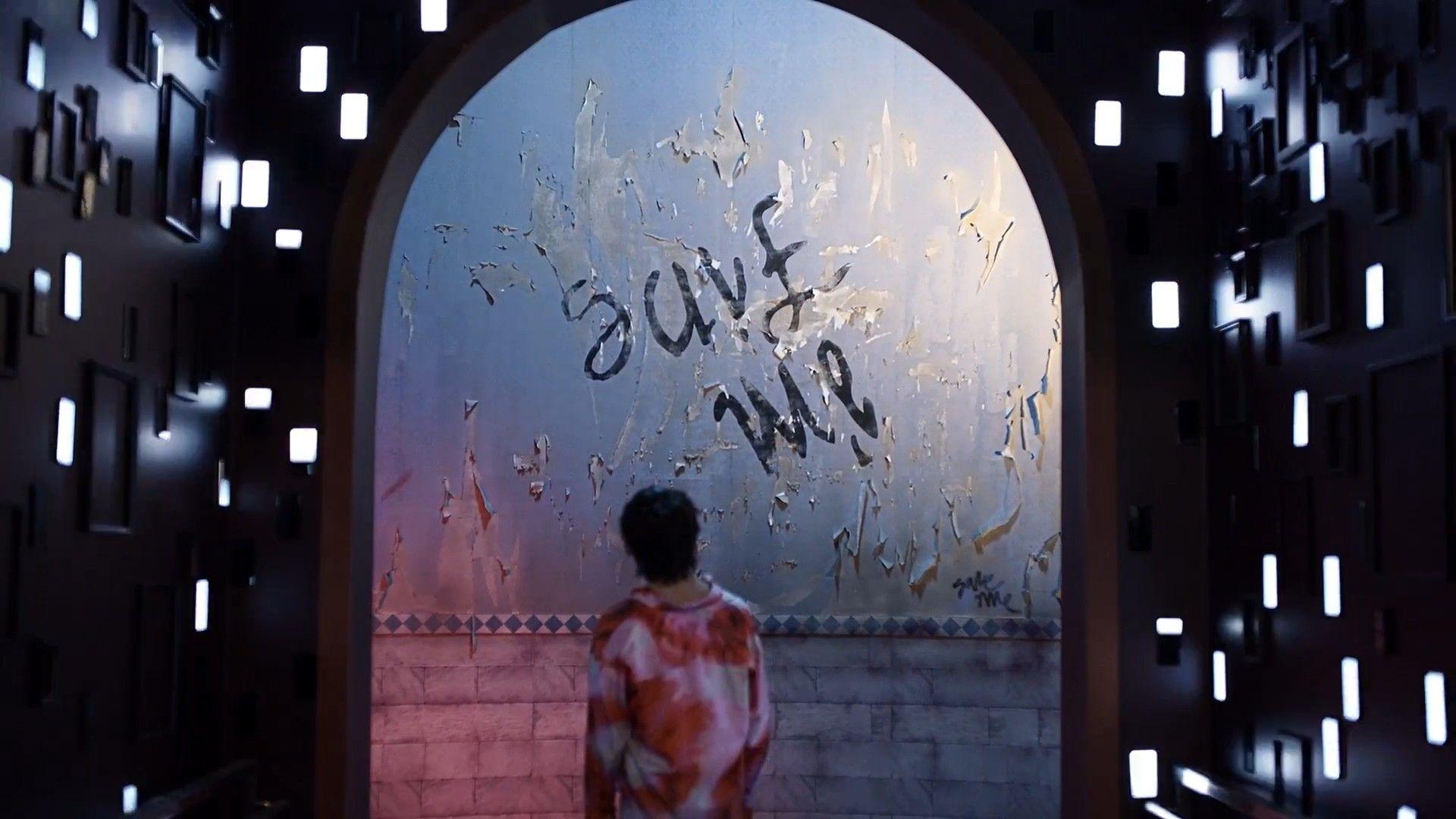 Fake Love Bts Bts Bts Fake Love Taehyung