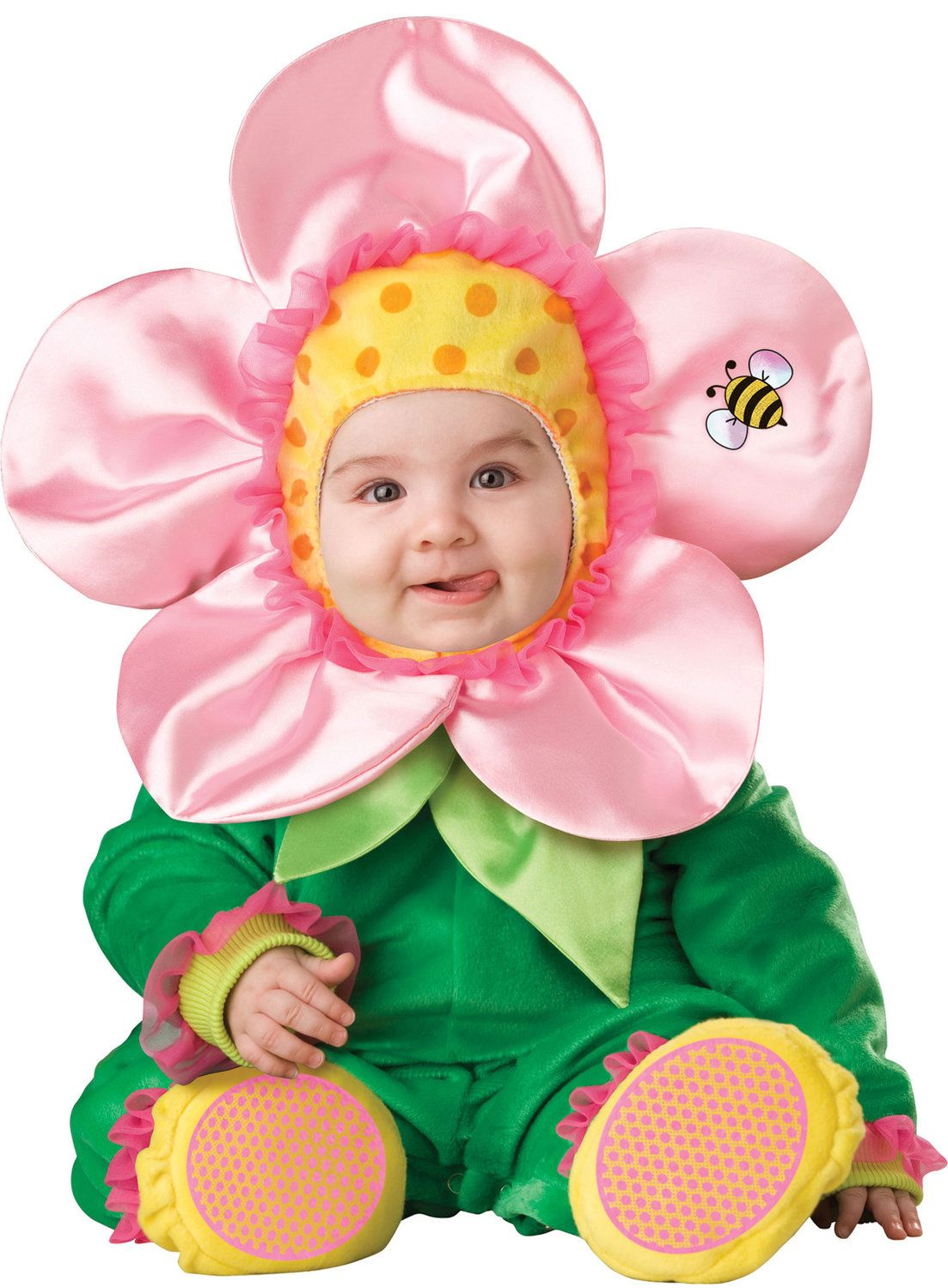 flower babies   Little Pink Blossom Baby Costume Baby Animal ...
