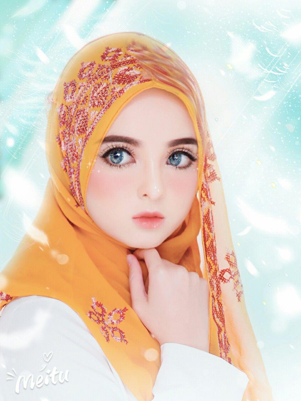 Pin oleh Sarah Eldakak di Muslim anime Seni islamis