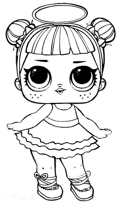Pin de Aned H. en Dibujos de las LO L | Pinterest | Lol, Lol dolls y ...