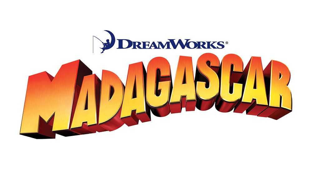 Madagascar Font | Movie Fonts | Madagascar movie, Film font