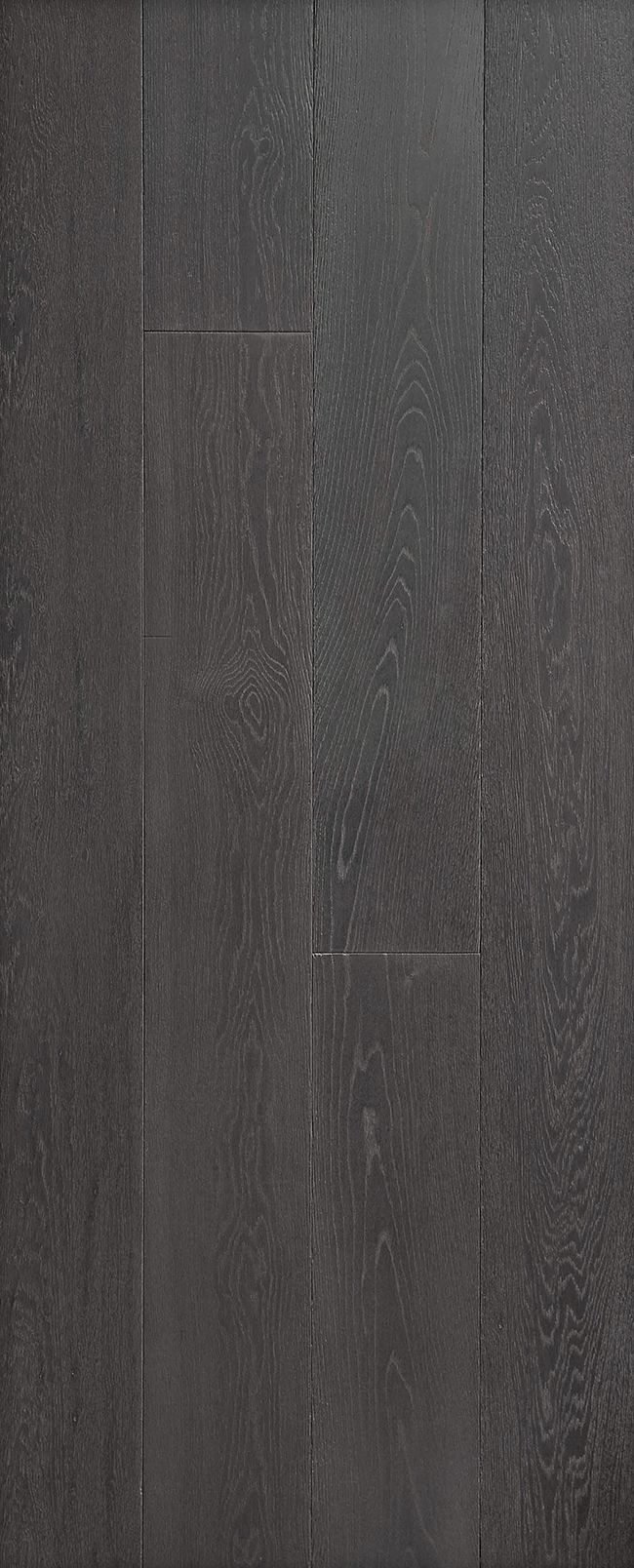 Grey Termal Engineered Oak Wood Floor Texture Wood
